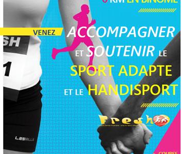 4 étudiantes en ergothérapie à l'IFPEK de Rennes ont pour projet de faire perdurer une course organisée avec la collaboration du C.D.S.A. 35. Ce projet se nomme «FRESH » pour […]