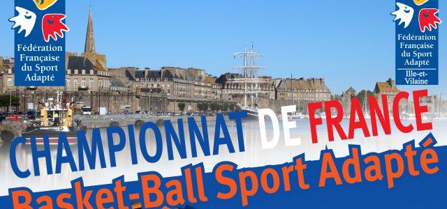 CONTACTS : colbasket2018@gmail.com / 06 87 02 74 22 Le Comité Départemental Sport Adapté d'Ille et Vilaine ainsi que l'Association Sport Adapté Côte d'Emeraude ont été sélectionnés par la Fédération […]