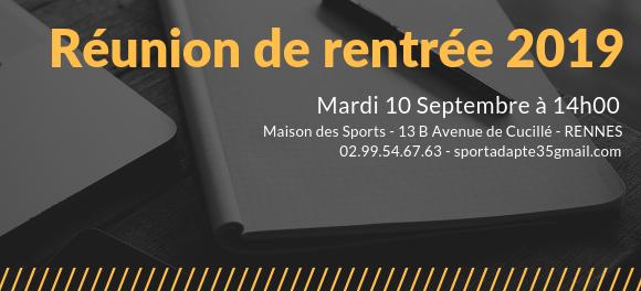 Invitation – coupon réponse – Questions de préparation – cliquez sur ce lien Mardi 10 septembre 2019 à 14h00 –à RENNES –Maison des Sports – 13 B Avenue de Cucillé […]
