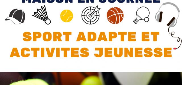 DU SPORT ADAPTE EN JOURNEE POUR LES JEUNES A LA MAISON: En partenariat avec les Cadets de Bretagne à Rennes, ce nouveau créneau démarre le jeudi après-midi en Janvier […]